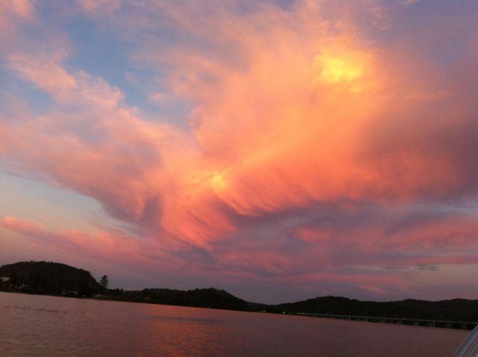 Coloured Sky 1
