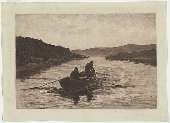 fisherman-on-the-hawkesbury-river