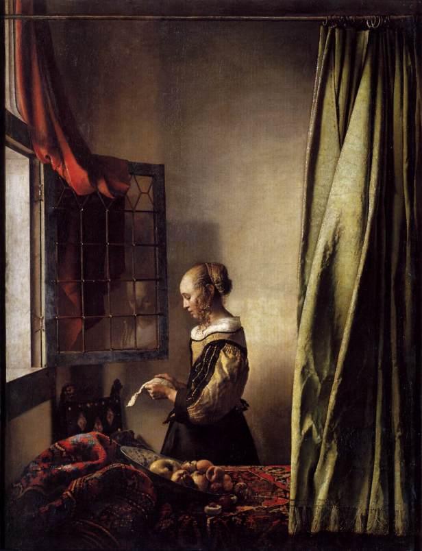 girl-reading-vermeer